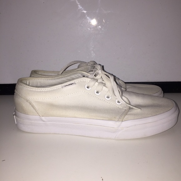 Vans Shoes | Classic White Womens Size
